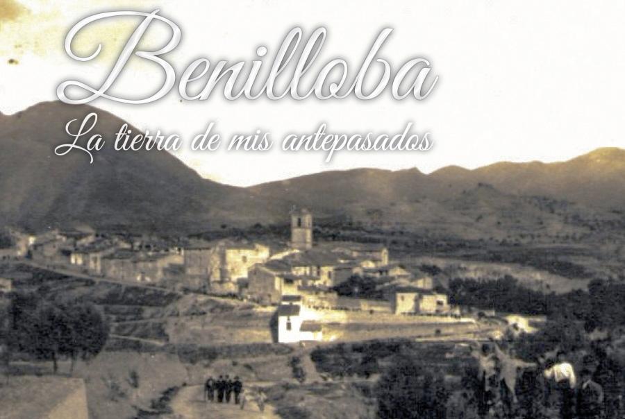 """""""Benilloba, la tierra de mis antepasados"""""""